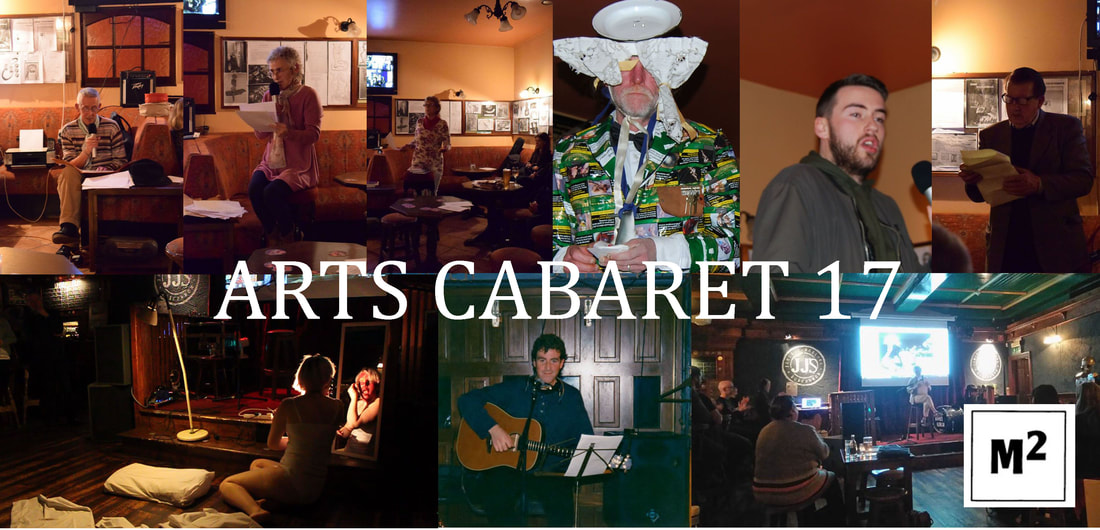 2018 ARTS CABARET 17 - WORKING ARTISTS ROSCOMMON